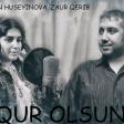Zaur Qerib ft Natavan Huseynova - Uqur Olsun 2017